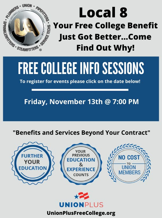 Free College Info Session